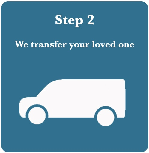 We Transfer For Cremation