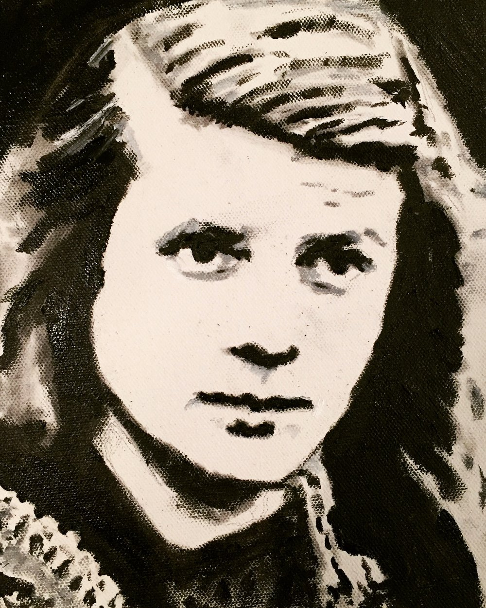 White Rose (Sophie Scholl)