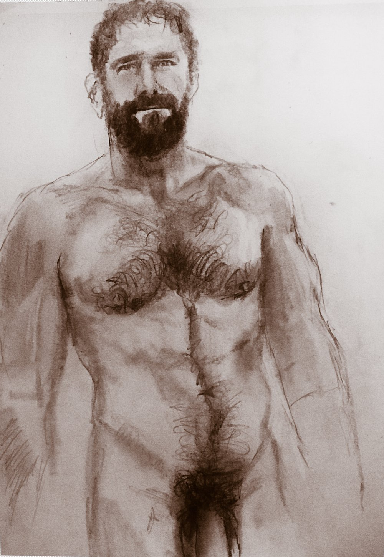 Study of a Bear