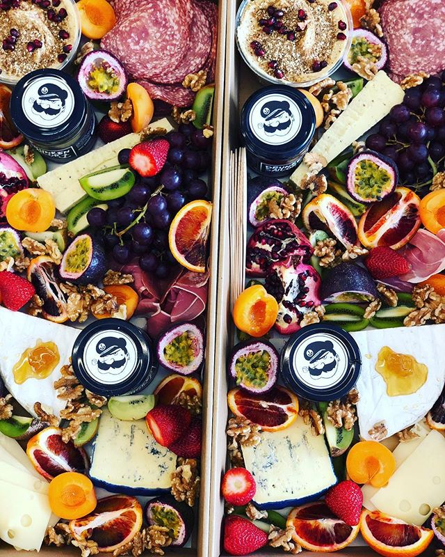 A bit of Sunday platter porn for you #thefoodpeoplecollective #catering #platterporn #cheeseplate #cheese #charcuterie #sydneyfoodie #foodie #foodporn