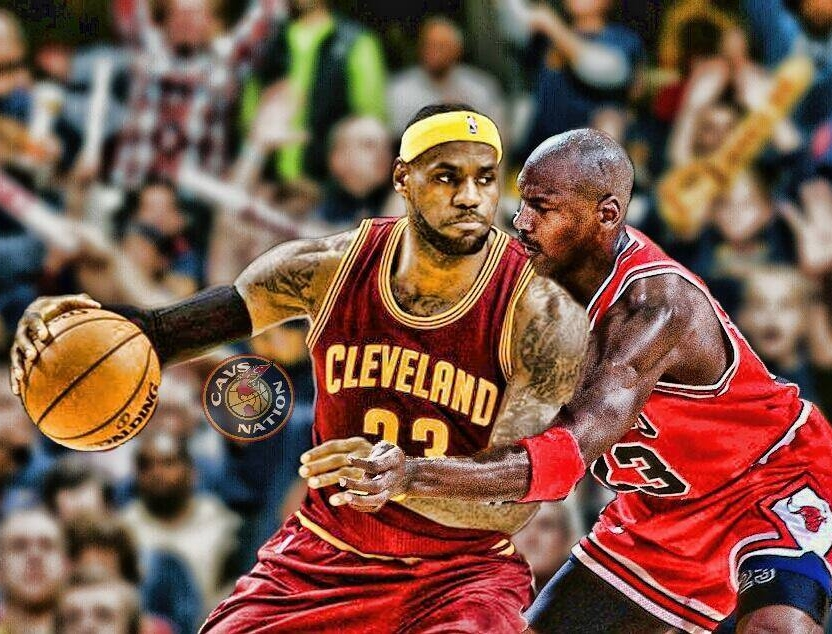 9bbef3c0fd3 The Complete LeBron VS Jordan Debate Guide and How to Settle It ...