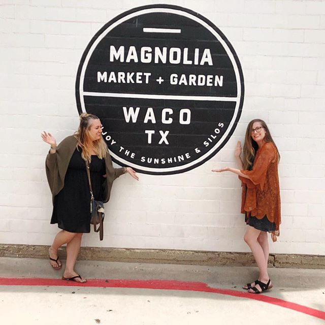 One time in Waco...