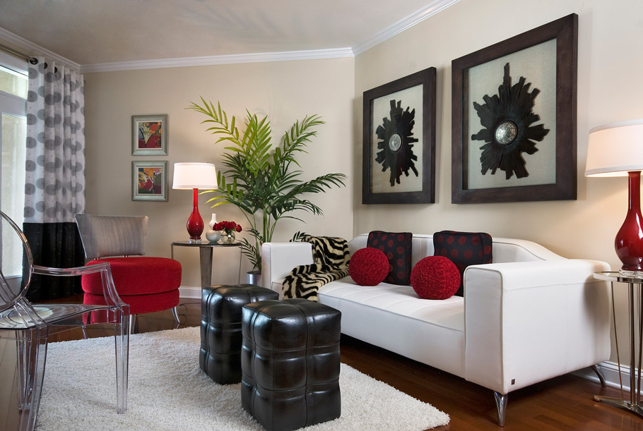 Throw Pillows Can Bring Color Into Your Living Space. Add To Your Sofas And  Be Sure To Create Contrast. Many People Choose A Mix Of Throw Pillows That  ...