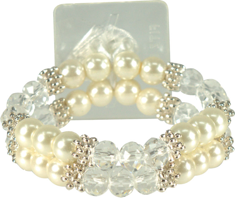 Quartz Bracelet- Crystal