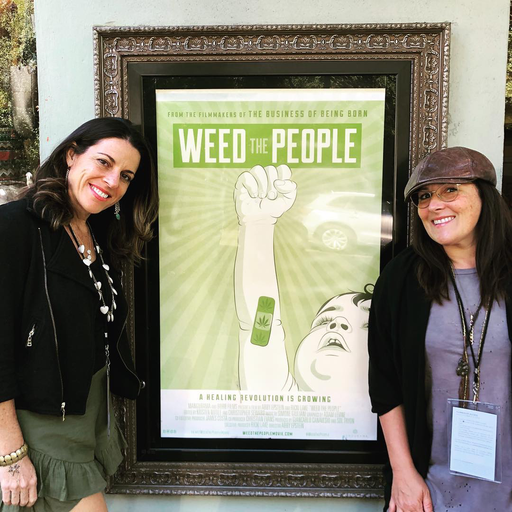 Weed The People - A Healing Revolution Is Growing