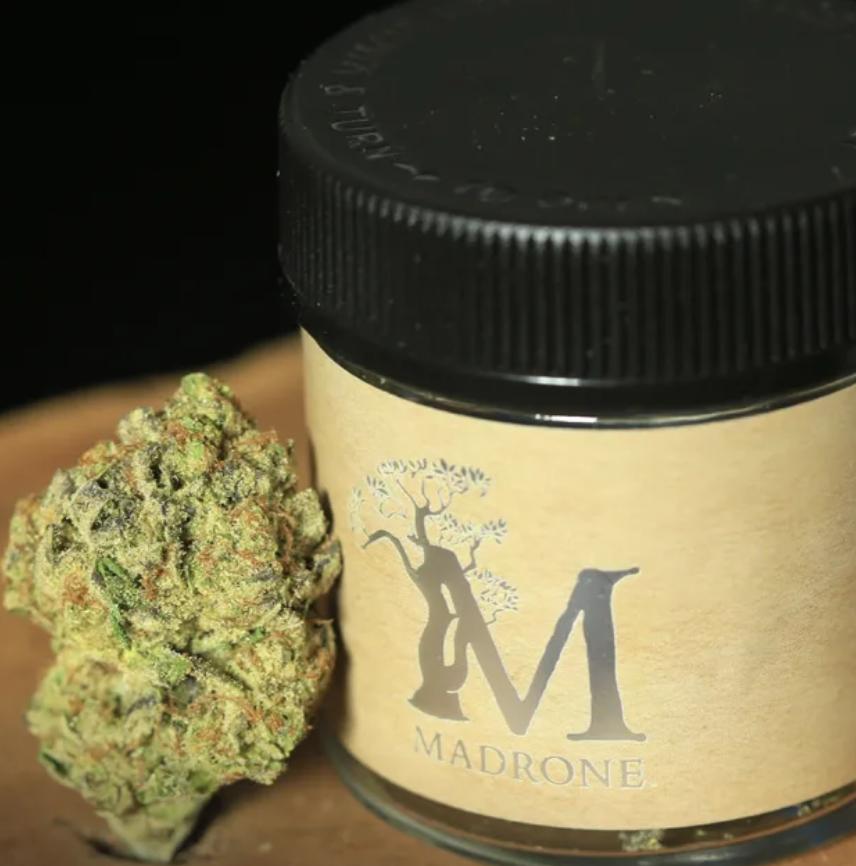 Madrone | Chem '91 - HYBRID | THC: 25.09%