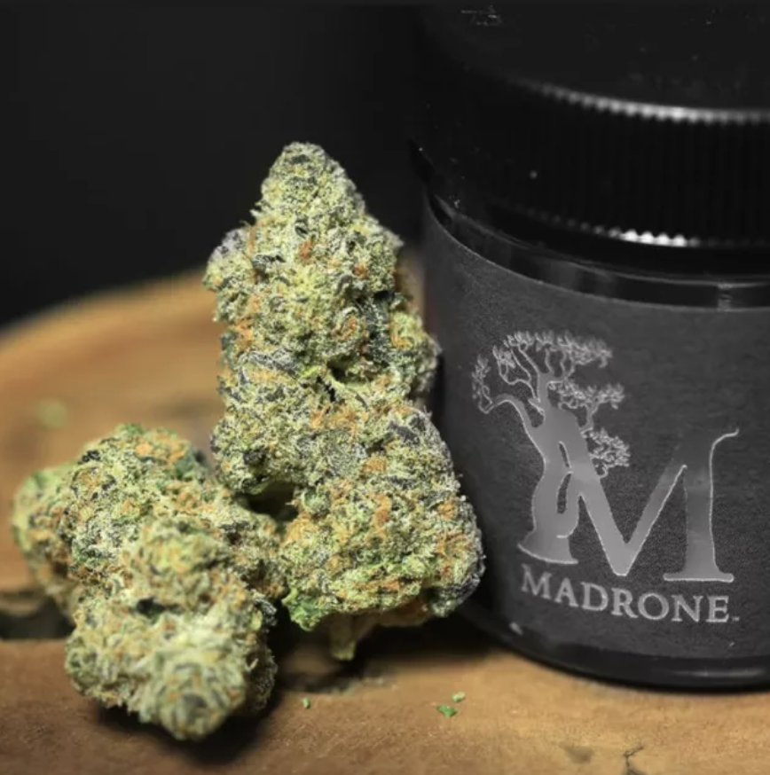 Madrone | The Viper - INDICA | THC: 27.39% | CBD: 0%