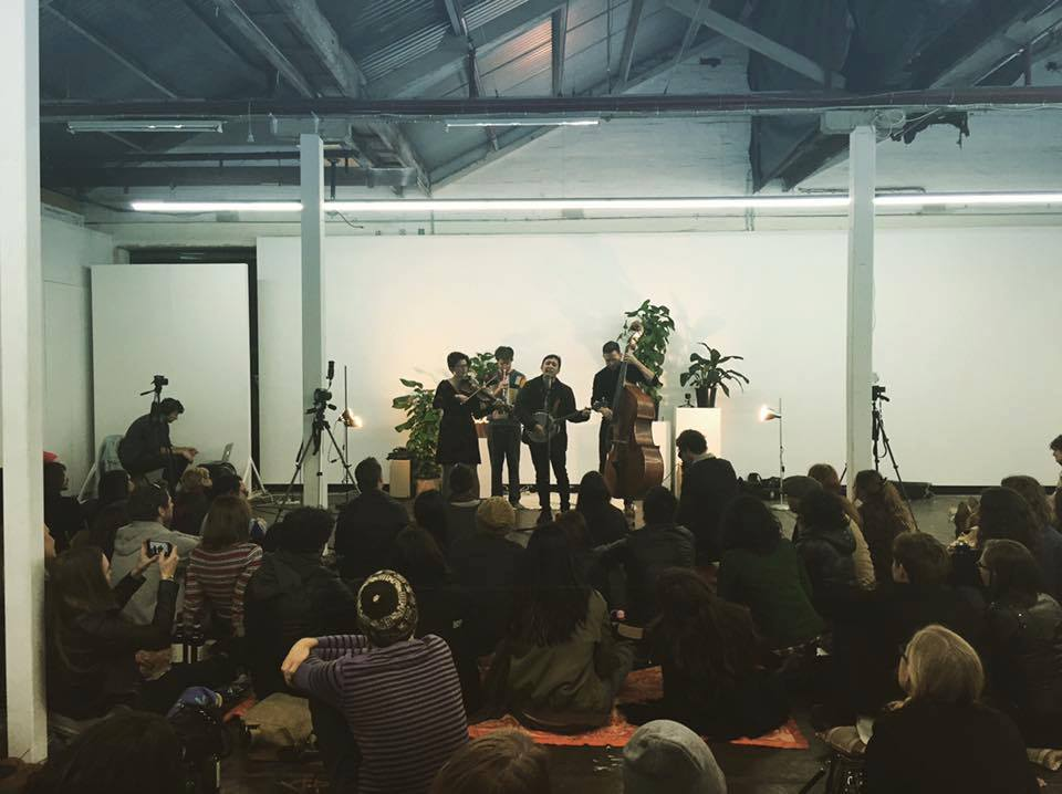 Sofar Sounds Pop Up