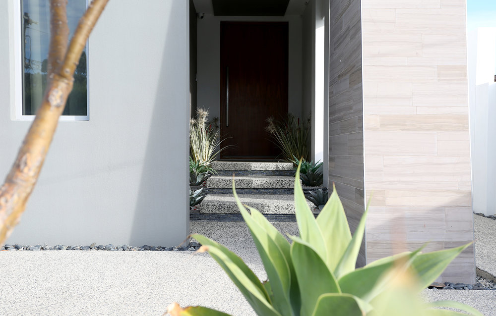 Sorrento Stone. Perth Concrete Specialists. Concrete Stairs.