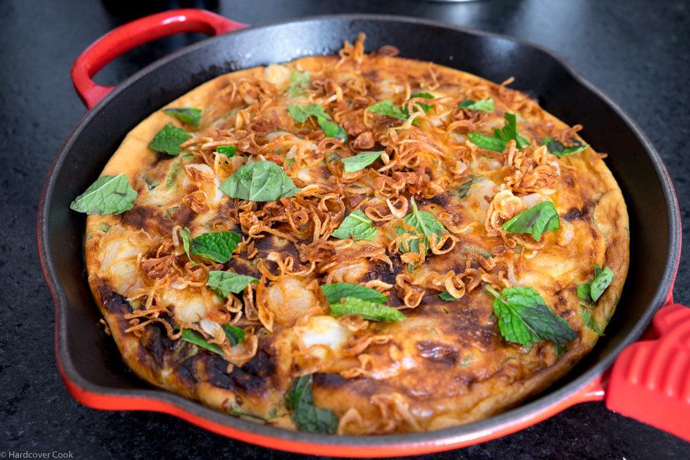 Vietnamese Omelete