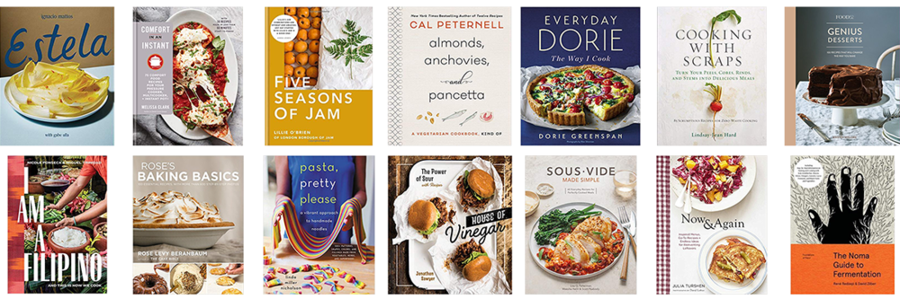 It's the most wonderful time of the year. . .cookbook season!!