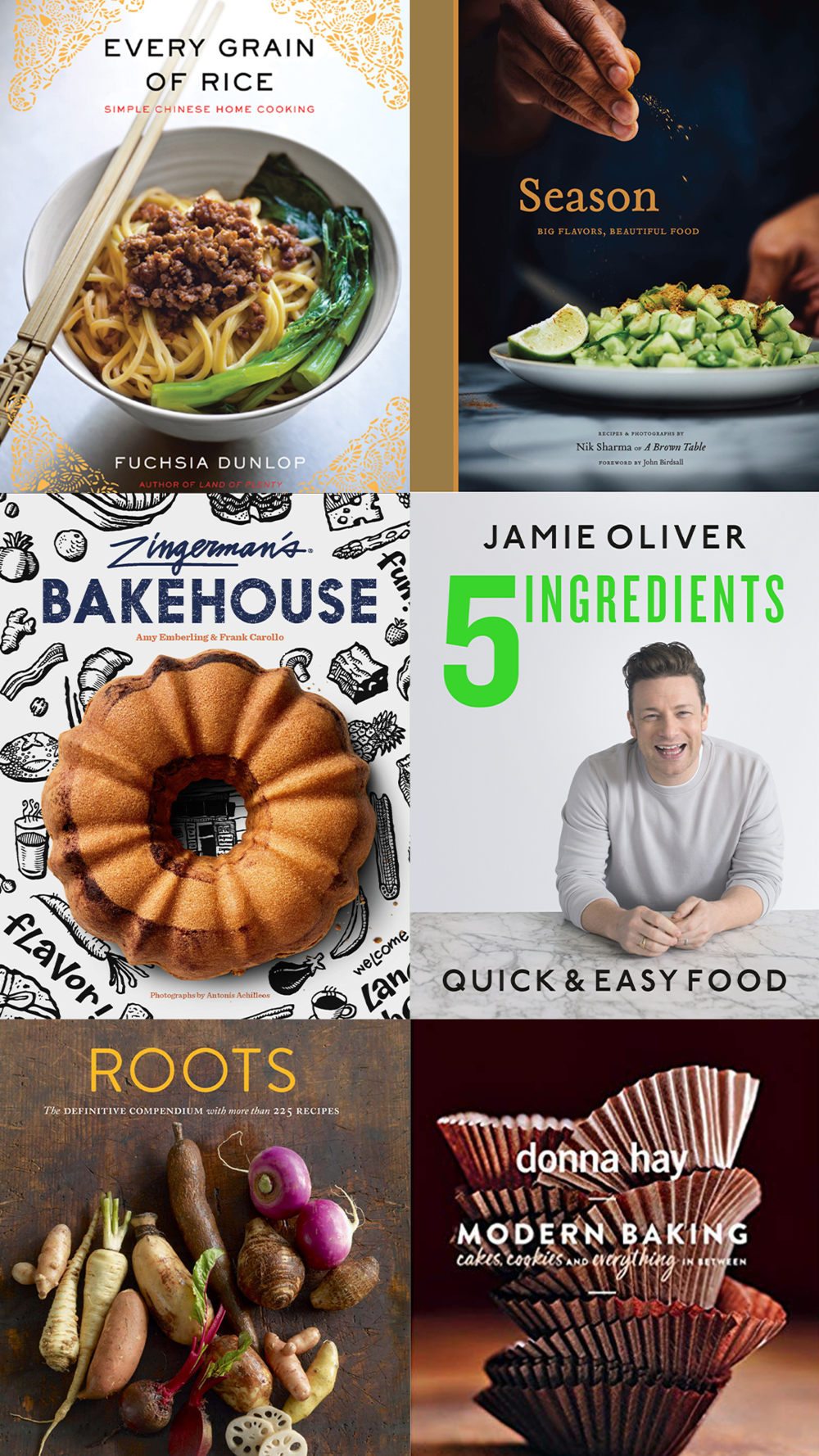 So many great cookbooks have been selected for February cookbook clubs.