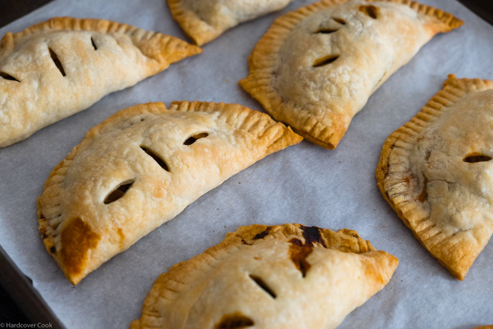 Cabbage and Mushroom Hand Pies from Six Seasons