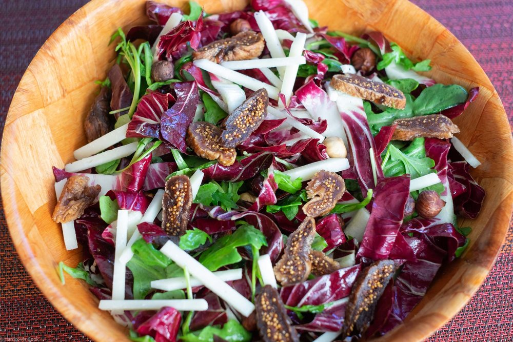 Radicchio Salad from Near & Far