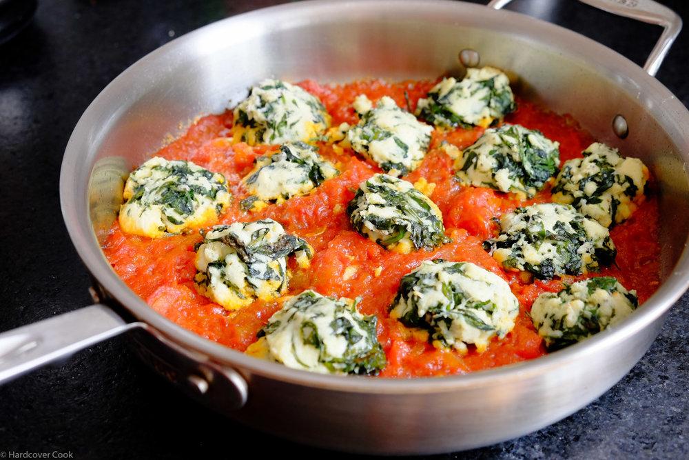 Ricotta Dumplings from Tartine All Day