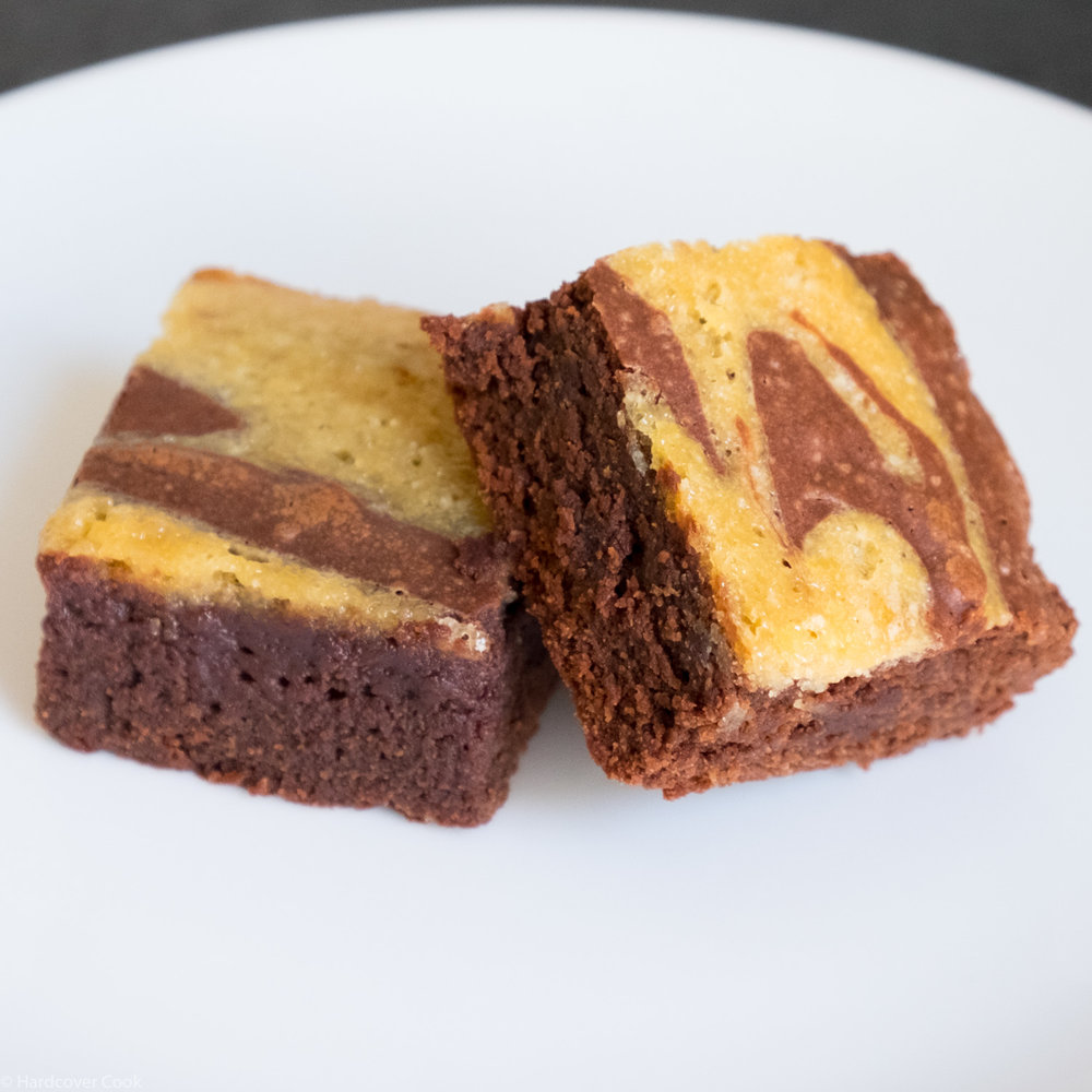 Tahini Swirl Brownies from Milk Street