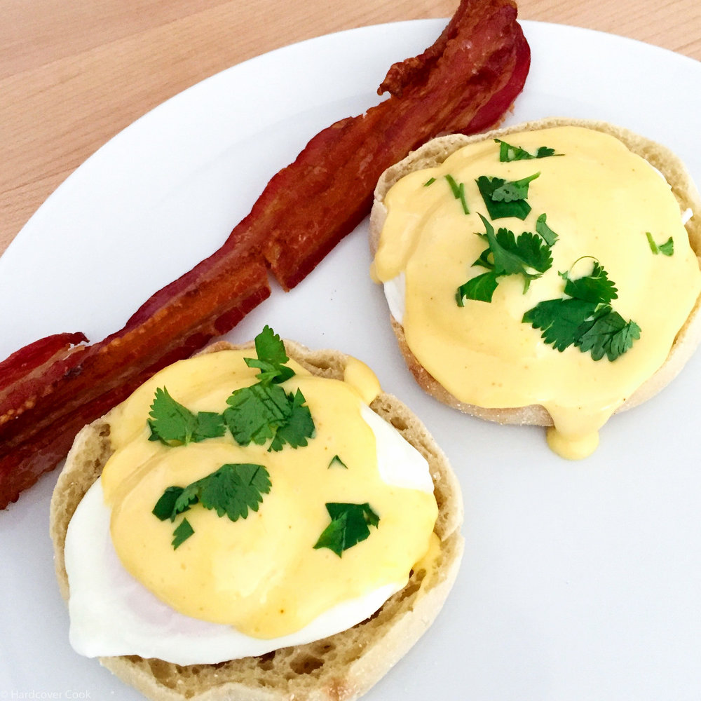 Foolproof Hollandaise Sauce from The Food Lab