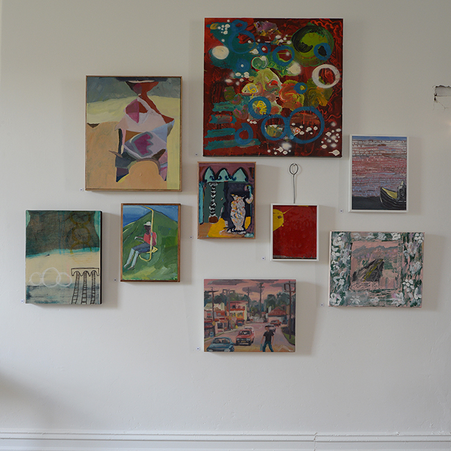 Works from  Sally McDonald ,  Madeleine Cruise , Michelle Brodie,  Amelia Vivash ,  Peter Lankas ,  Jane Frances Reilly  and  Ondine Seabrook .