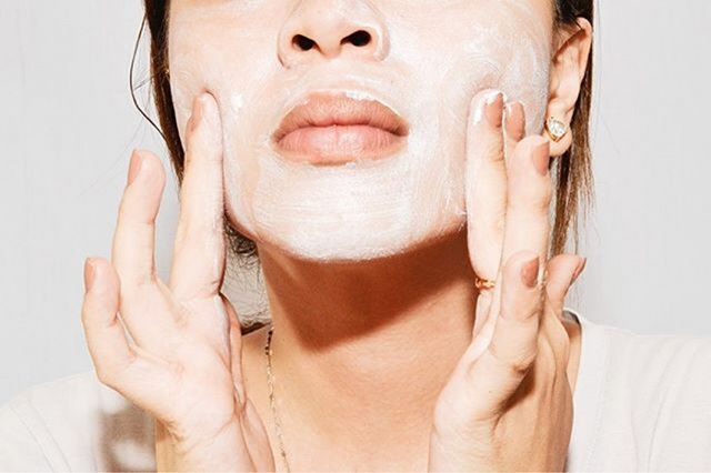 Double cleanse to first breakdown and remove any make up, pollutants, or excess oils.  Choose a second cleanser that is specific to your skin type and any conditions you'd like to improve. #UpSpaSkinCareTips  #skinstory  #doublecleanse #freshface #skinrituals