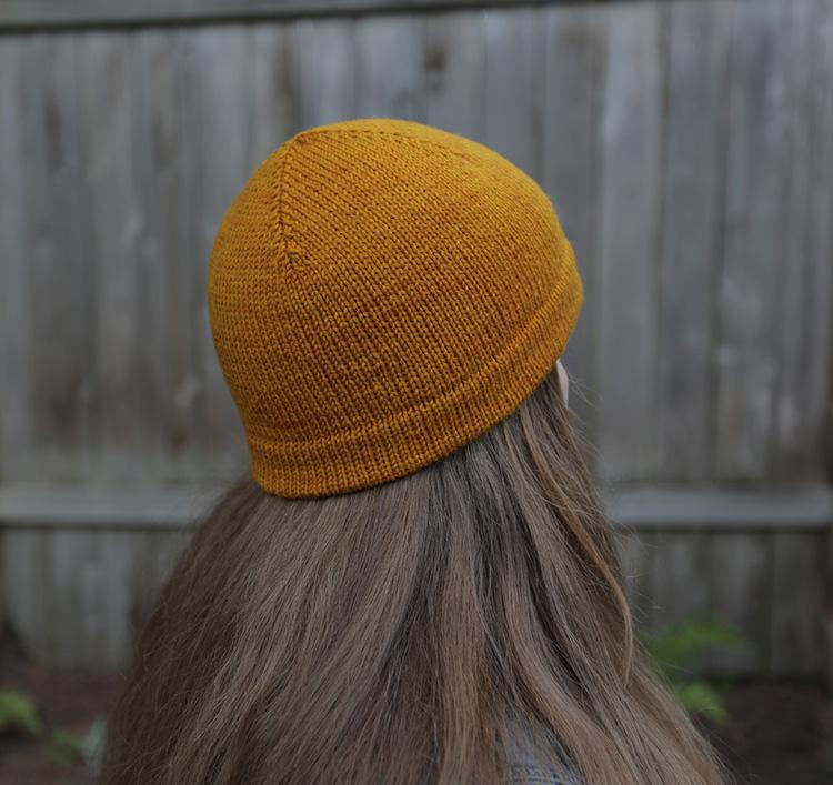 Vanilla Hat - A Free Knitting Pattern — Grey Drizzle Fibers