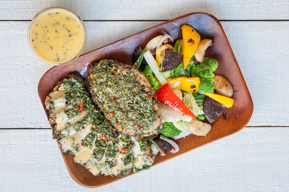 Keto Herb Crusted Chicken in Cream Cheese Sauce (Non Veg) (1).jpg