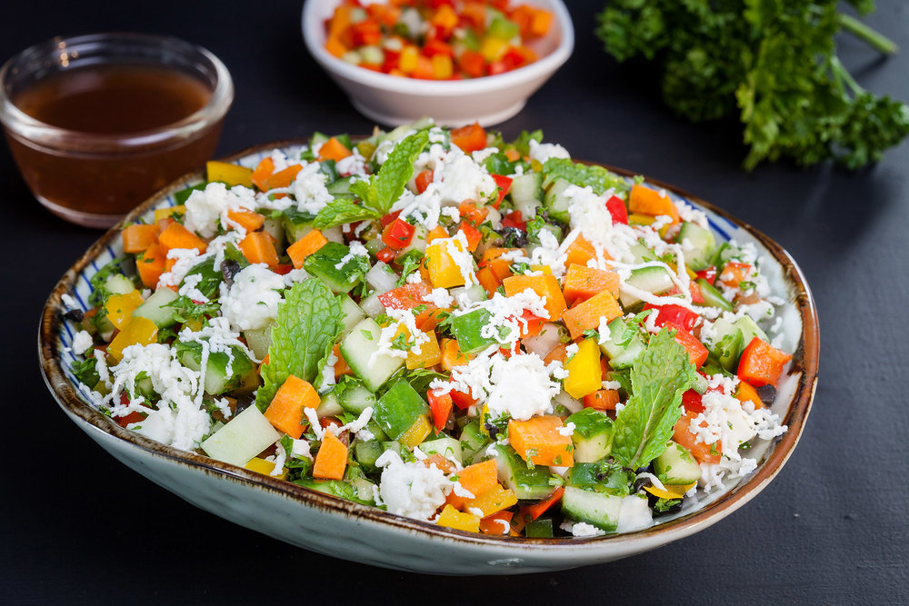 _17FM04979_Bulgarian Cottage Cheese Salad - 155 kcal (Veg).jpg