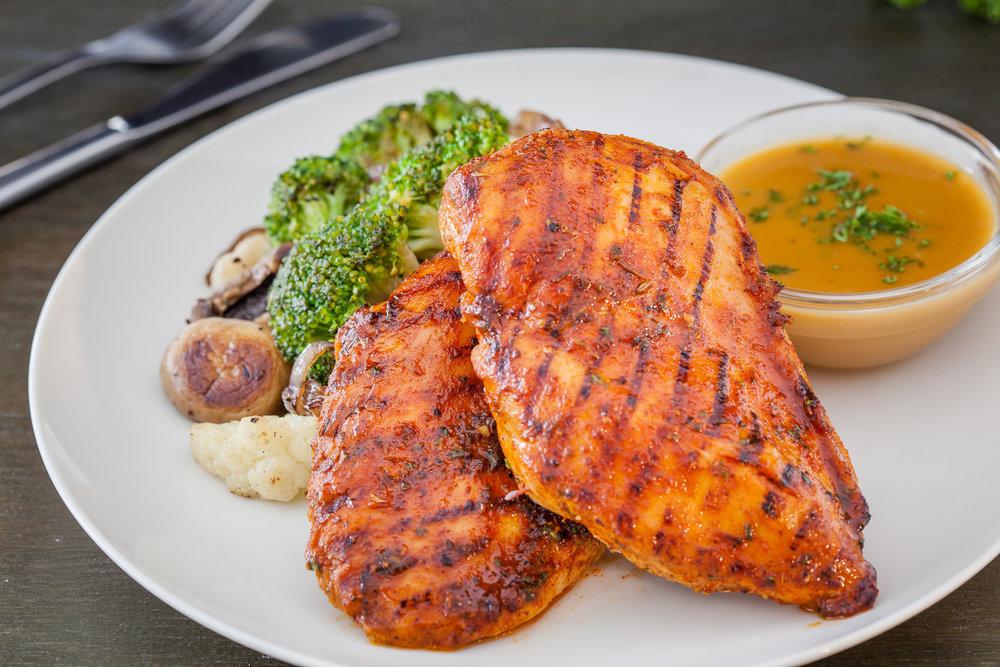 Peri Peri Grilled Chicken Twin Steak