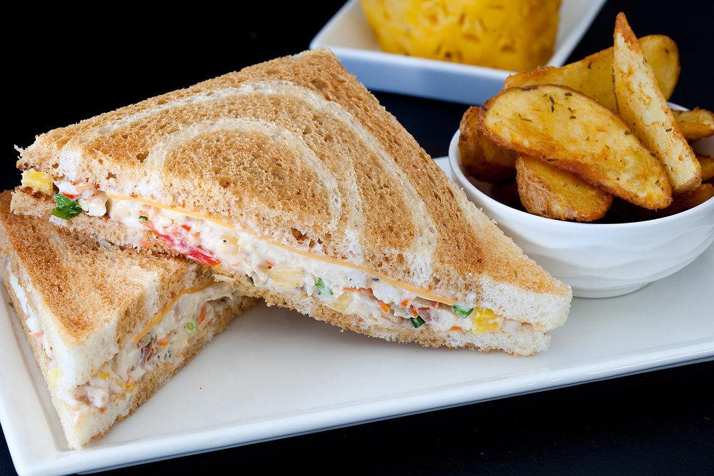 T20 Hawaiian Chicken Sandwich