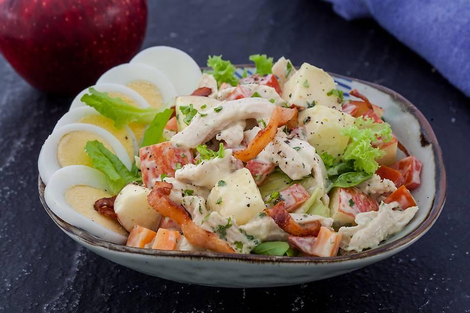 Harvest Cobb Chicken Salad