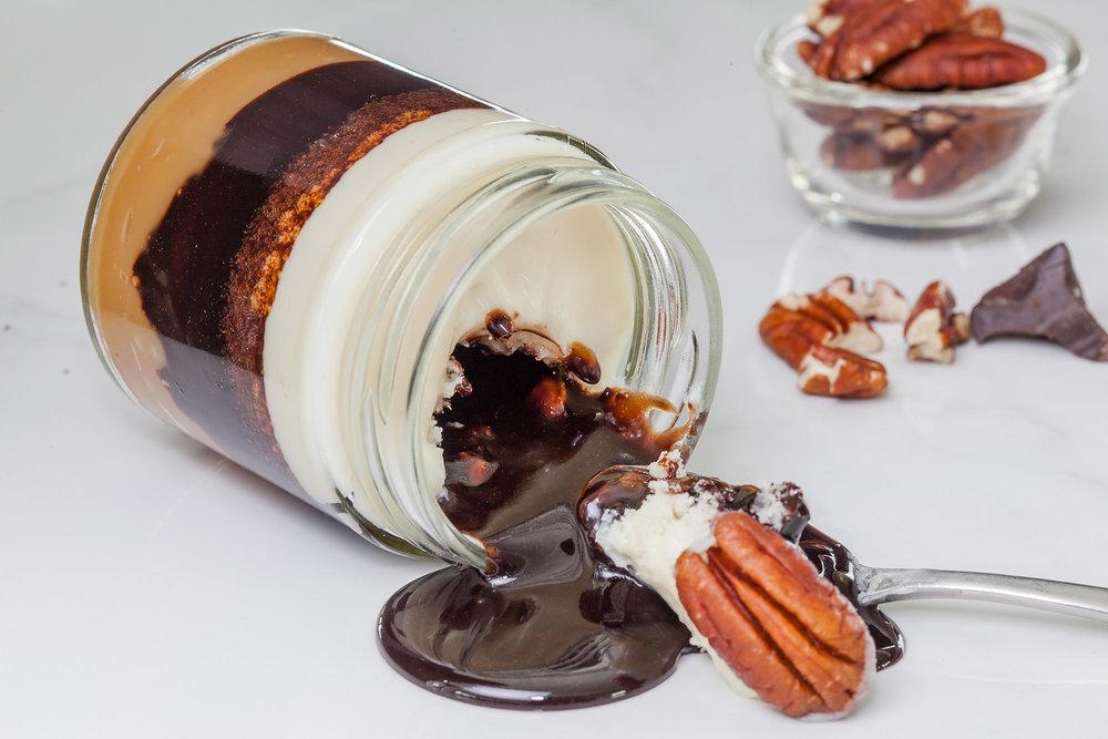 - Irish Coffee Lava Jar (Eggless)42,985 bottles of joy shared