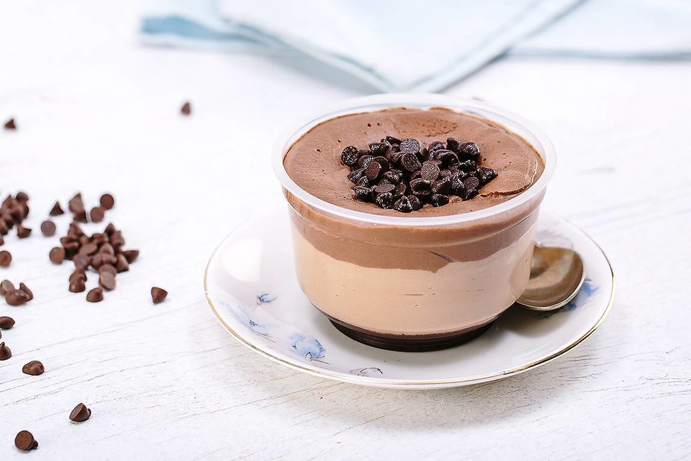 - Choco Duet Mousse (Eggless)34,796 cups of indugence sold