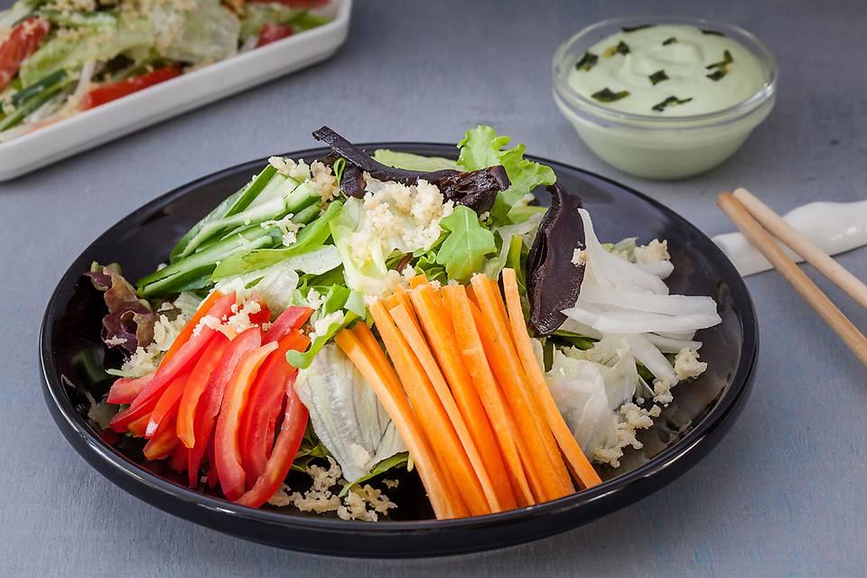 - Japanese Veggie Salad