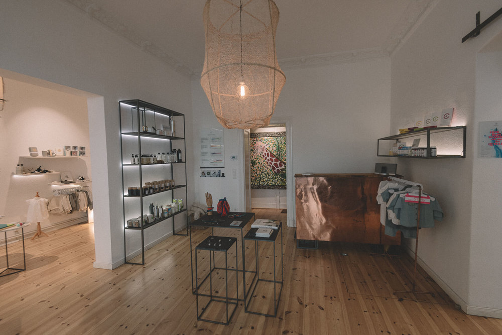 Showroom Petit Kolibri in Berlin