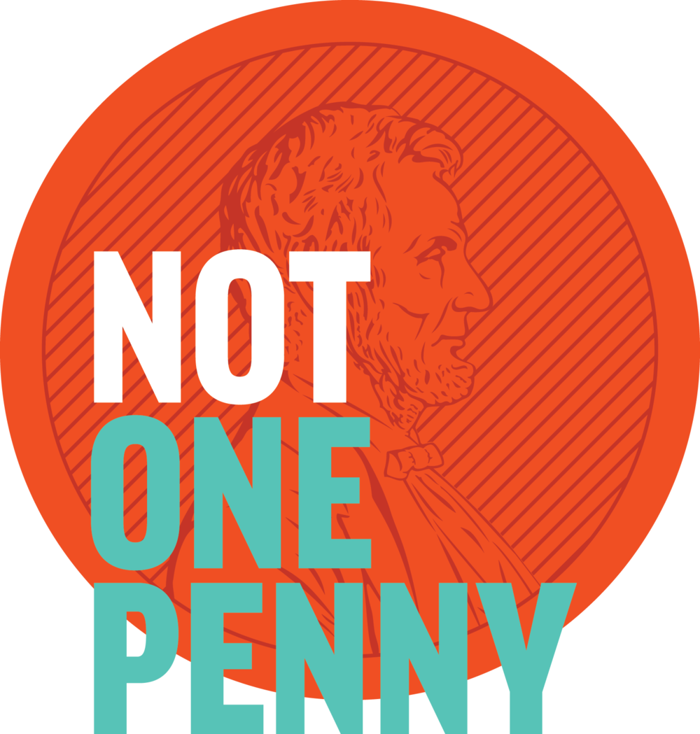 #NotOnePennyTax March Seattle is currently working on our Not One Penny campaign as part of a nationwide effort. Please check back for more ways to become involved and donate. You can click on a button or go to notonepenny.org to take the pledge and learn about the campaign.   -
