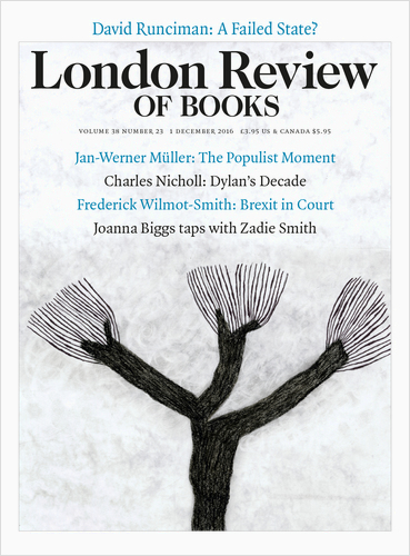 London Review of Books - Life & Death in Palestine