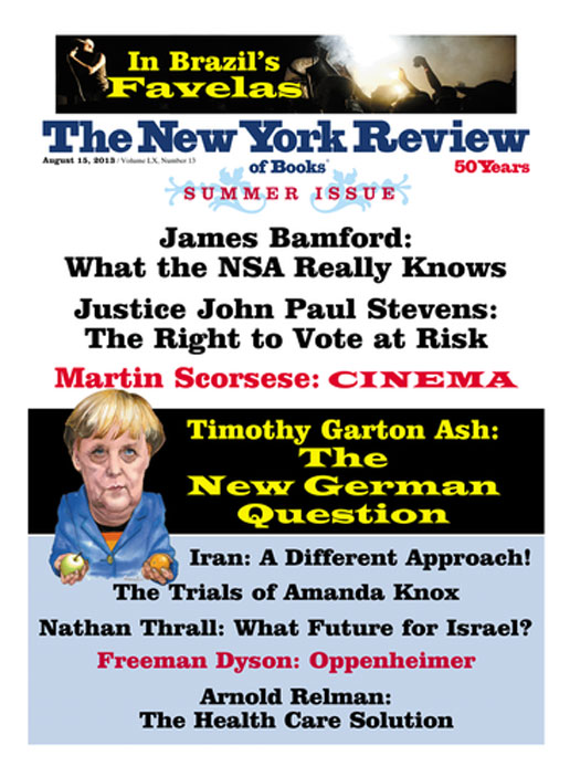 The New York Review of Books - What Future for Israel?