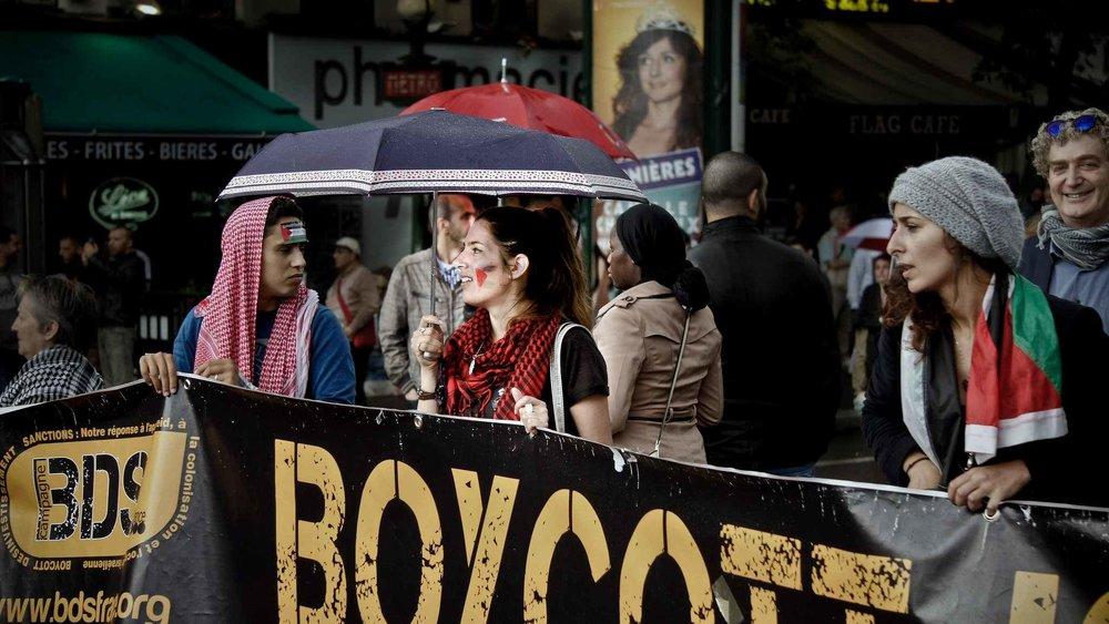 Orient XXI - BDS rebat les cartes du débat israélo-palestinien