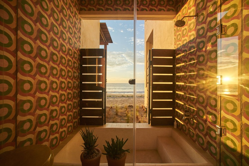 Hotel San Cristóbal - ocean king with soaking tub view sunset - by Francisco Peña .jpg