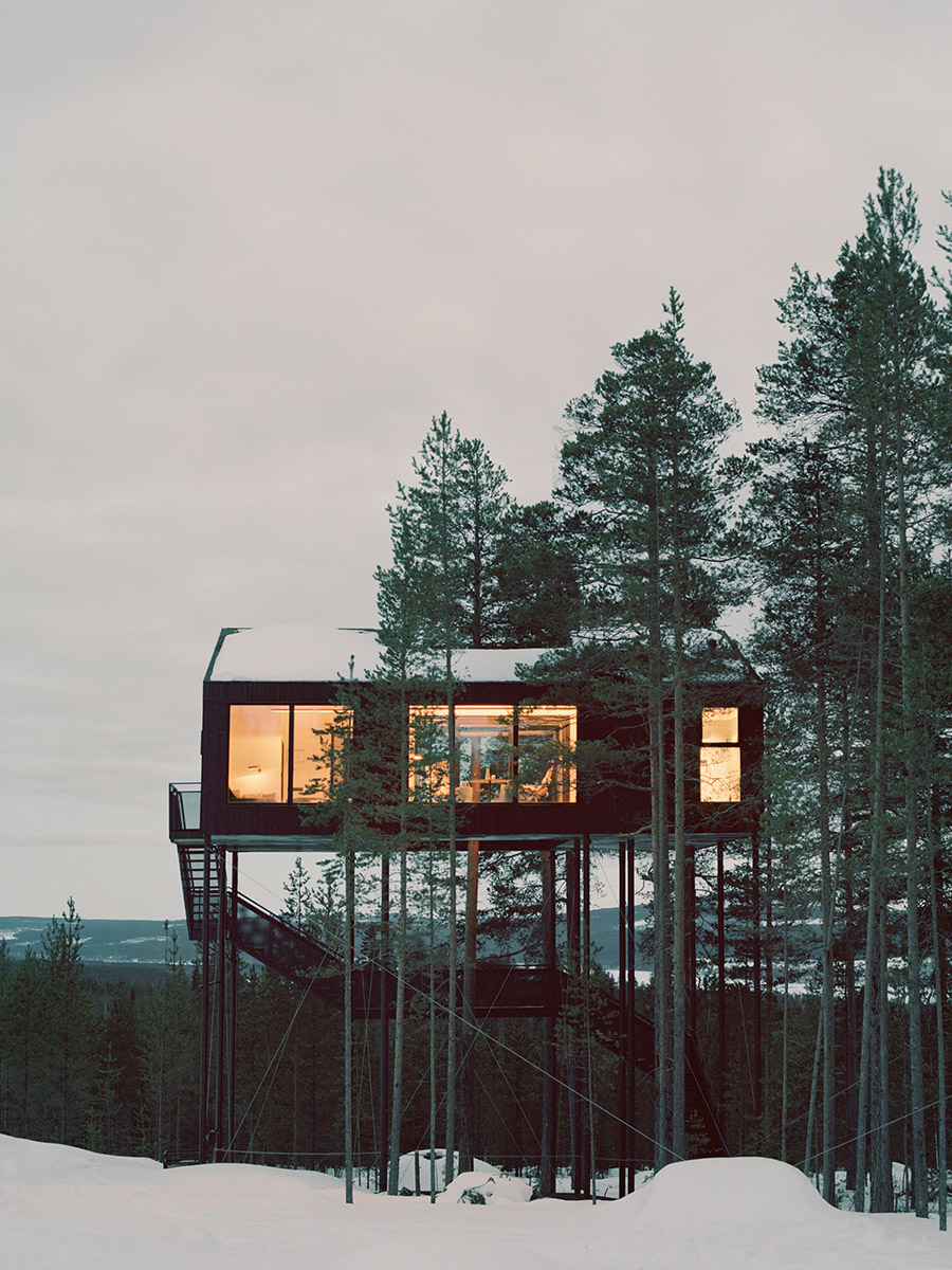 Lapland via  Cereal Magazine