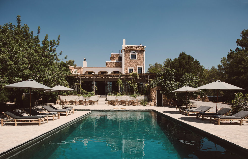 LA GRANJA, Ibiza – Photo courtesy of Design Hotels