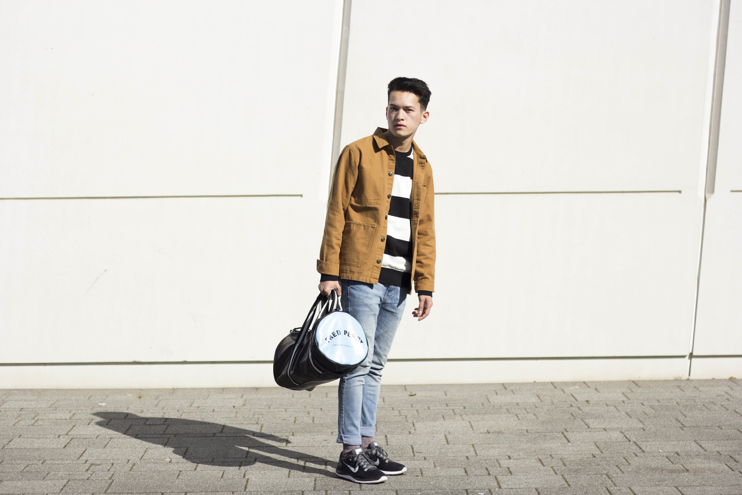 9738b34429 Student Style with The Idle Man