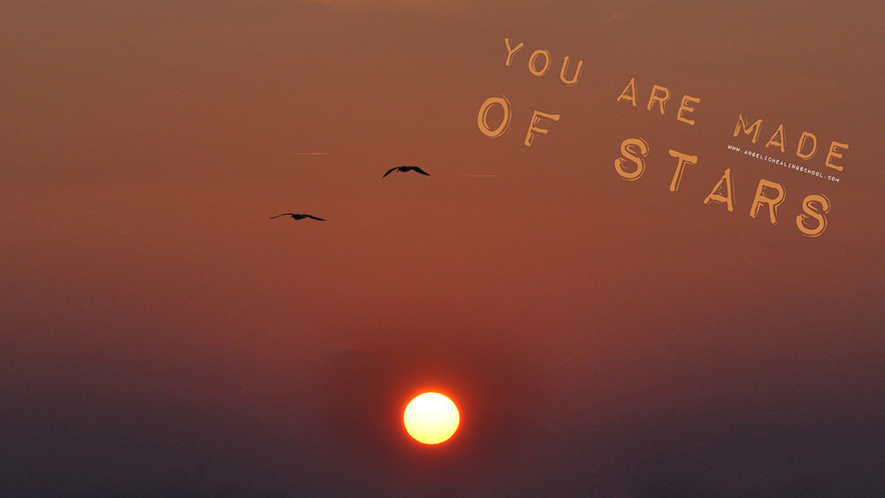 free-wallpaper-angelic-healing-school-tribe-you-are-made-of-stars-positive-magical-monday-newsletter