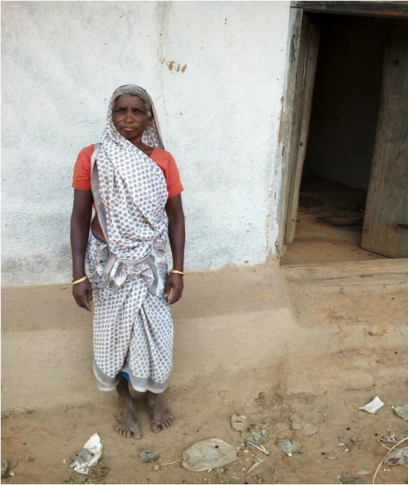Sukhmania Kanwar, an elderly Adivasi pensioner has been denied a pension amount of Rs 4,550 because of problems in Aadhaar authentication.