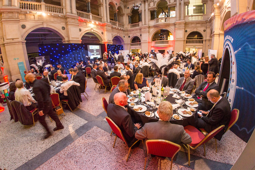 Pictured: Last year's Aerospace Ambassador Awards