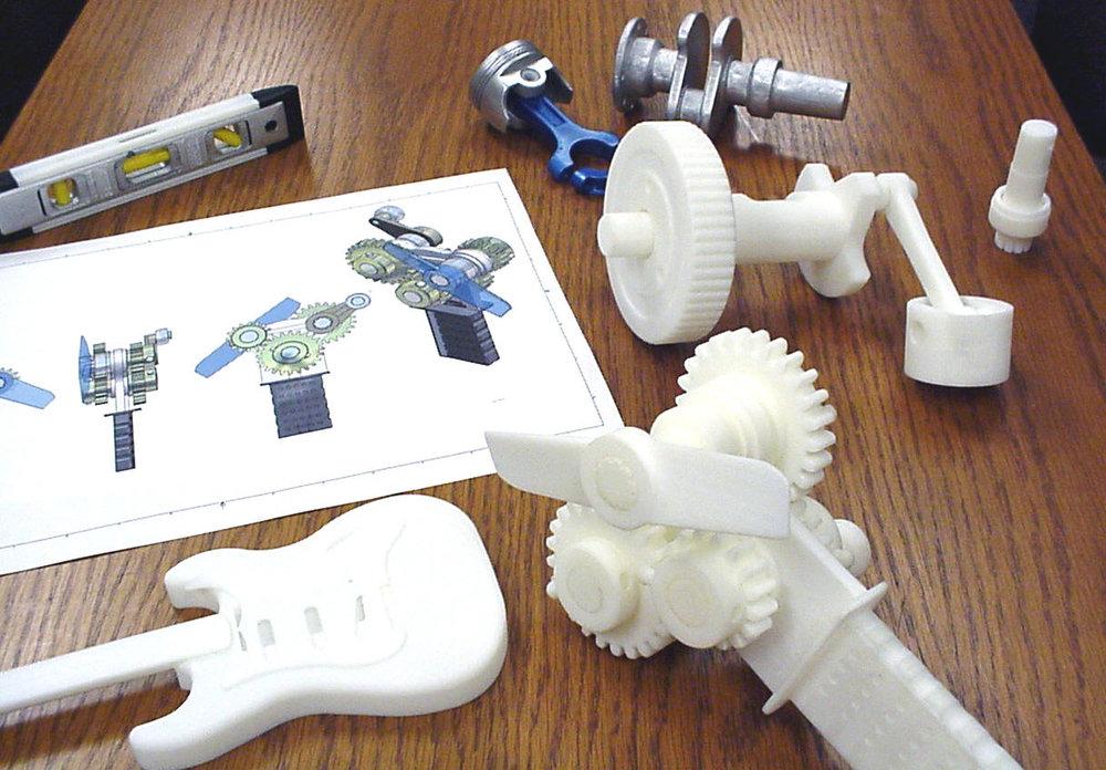 Prototype & CNC