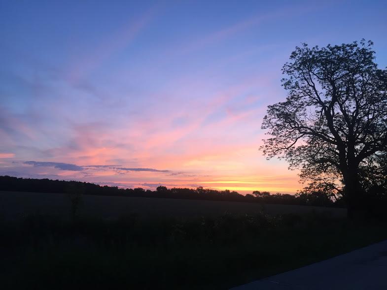 Ridiculous sunset game