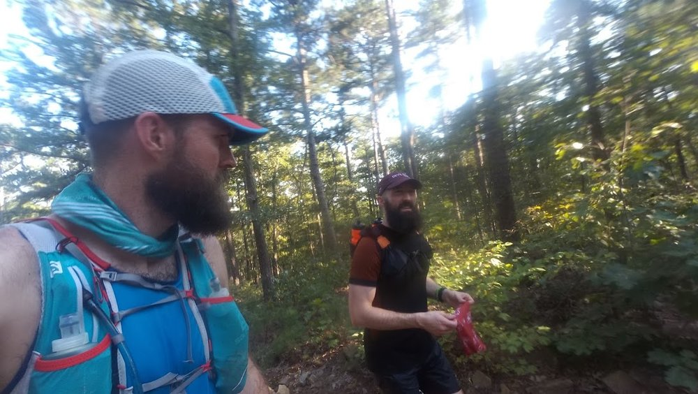 Ultrarunningmemes took this candid photo