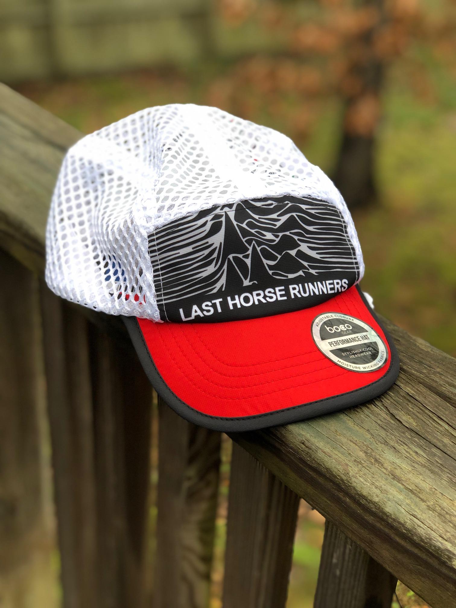 LHR BOCO Endurance Mesh Hat — Last Horse Runners dcfdeb587eb