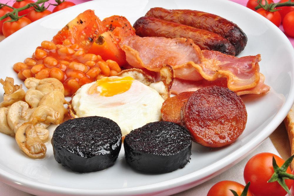 Delicious Irish Breakfast