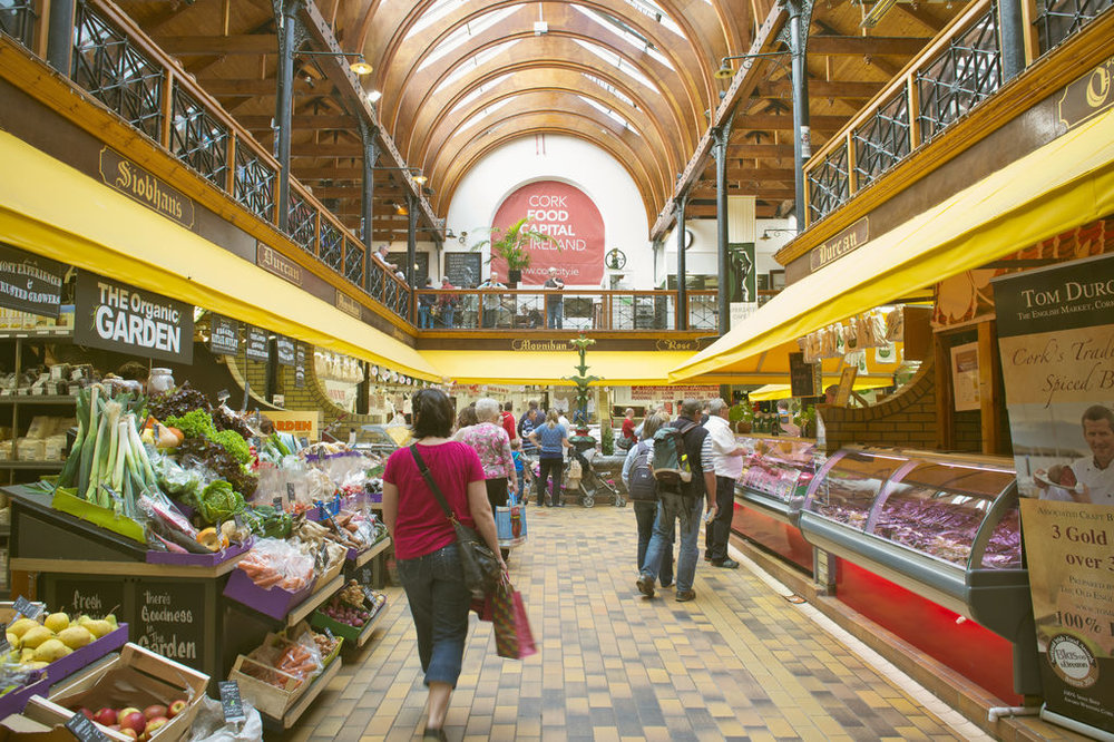 The English Market, Co. Cork